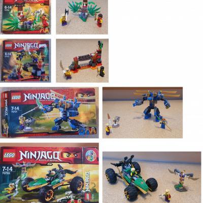 Lego Ninjago Set 5 - thumb