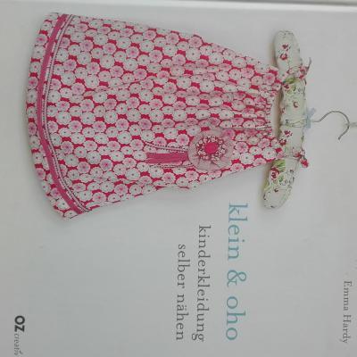 Nähbuch - Kinderkleidung - thumb