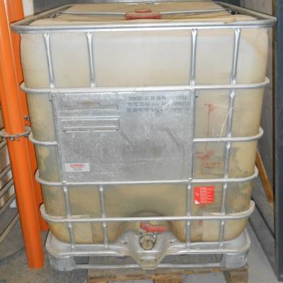 Tank für Treibstoff, Wasser usw. 1.000 LT. - thumb