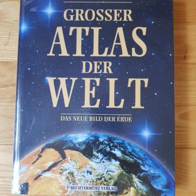 Grosser Altas der Welt - thumb