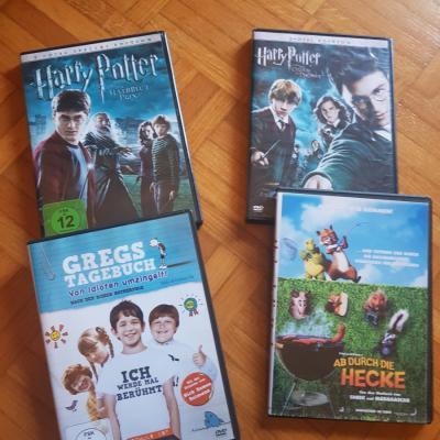 4 verschiedene DVD's - thumb
