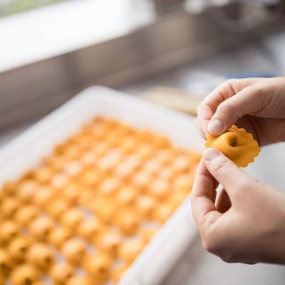 Motivierte Küchen-Mitarbeiter - thumb