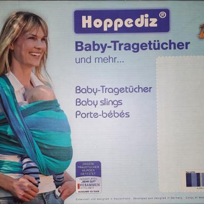 Baby Tragetuch - fascia porta bebè - thumb