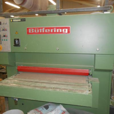 Breitbandschleifmaschine BÜTFERING - thumb