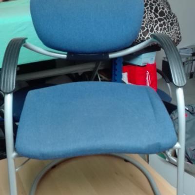 Bürostühle 6er Set - thumb