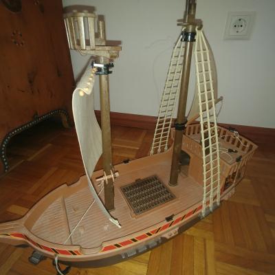 Piratenschiff von Playmobil - thumb