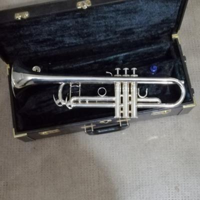 Silberne Trompete - thumb