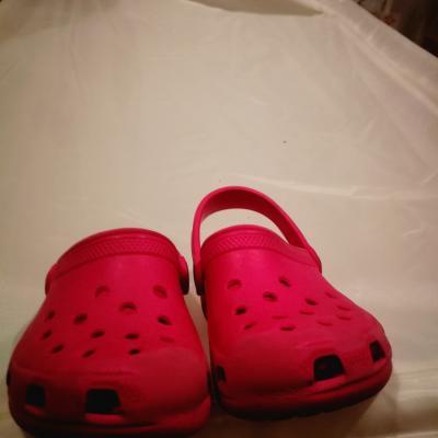 Crocs original, Groesse 8-9 - thumb