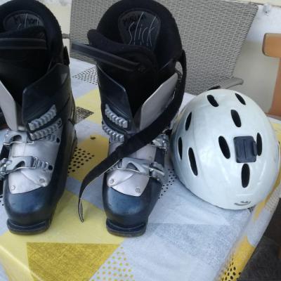 Ski und Snowboard u. Skihelm - thumb
