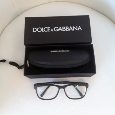 Neue Sehbrille von DOLCE & GABBANA (Orginal) - thumb