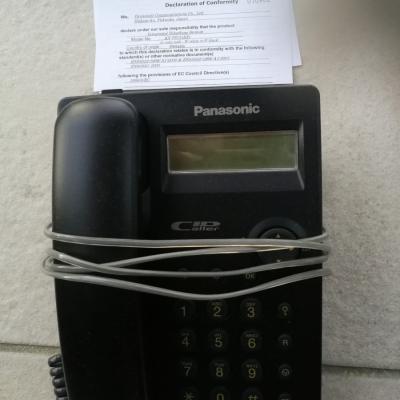 Analoges Telefon PANASONIC - thumb