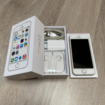 Apple iPhone 5S 16 GB Gold OVP FREI FÜR ALLE NETZE - thumb