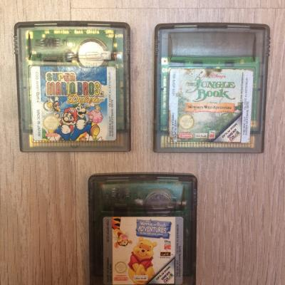 Game Boy Color Spiele - thumb