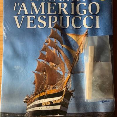 """Schiff """"Amerigo Vespucci"""" - thumb"""