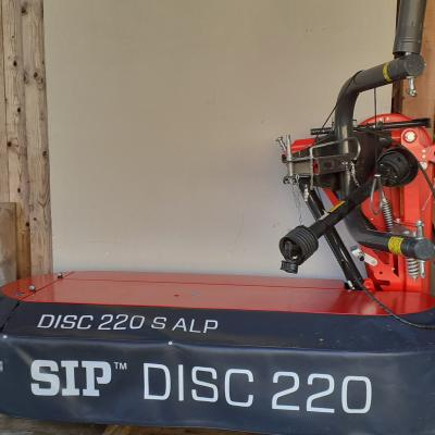 Mähwerk SIP DISC 220 S ALP - thumb