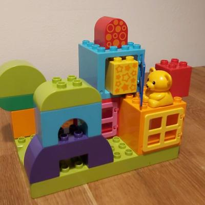 Lego Duplo Bau und Spielwürfel 10553 - thumb