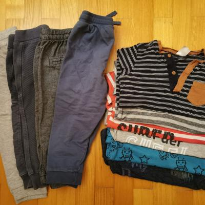 Kleiderpaket Jungs Gr. 92 - thumb