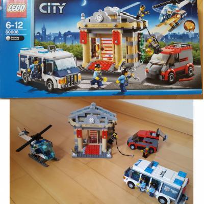 Lego Polizei - Museumsraub - thumb