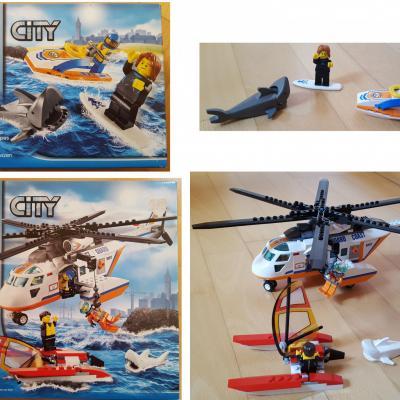 Lego City Küstenwache Set - thumb