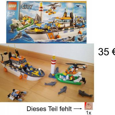 Lego City Küstenwache 2 - thumb