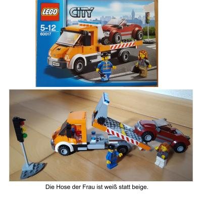 Lego City Abschleppauto - thumb