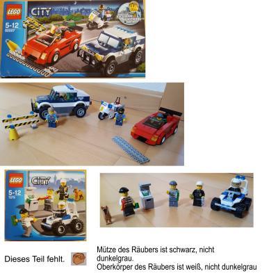 Lego Polizei Set 3 - thumb