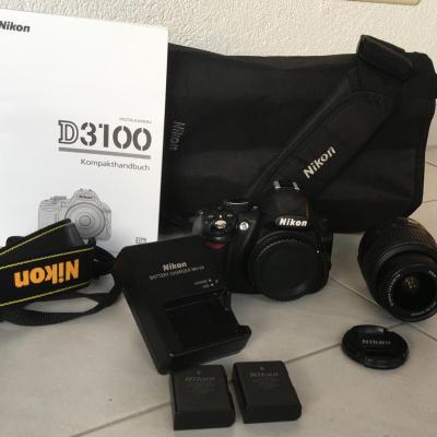 Nikon D3100 - thumb