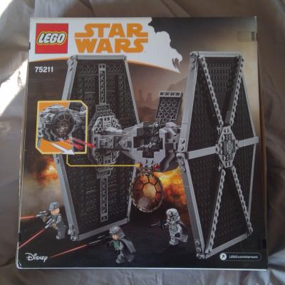 Lego 75211 Imperial TIE Fighter - thumb