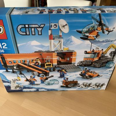Lego City Arktis Basislager - thumb
