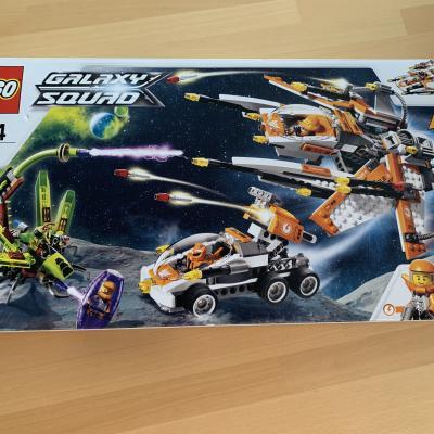 Lego Galaxy Squad - thumb