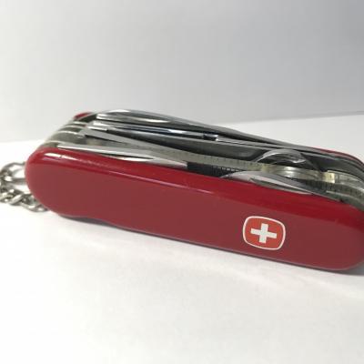 Schweizer Taschenmesser (10 Funktionen) - thumb