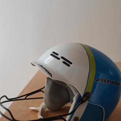 Skihelm Slalom - thumb