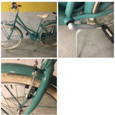 Fahrrad Mädchen - thumb