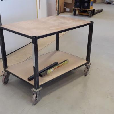 Tischwagen  mit hoher Tragkraft 1030x700x800h.. - thumb
