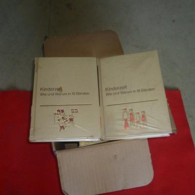 KINDERZEIT in 15 Bänden - thumb