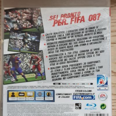 PS3 spiel Fifa 08 - thumb