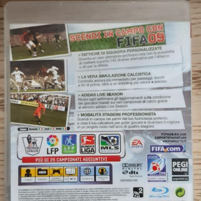 Ps3 Fifa 09 - thumb