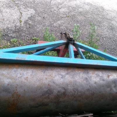 Ackerwalze und Wiesenwalze - thumb
