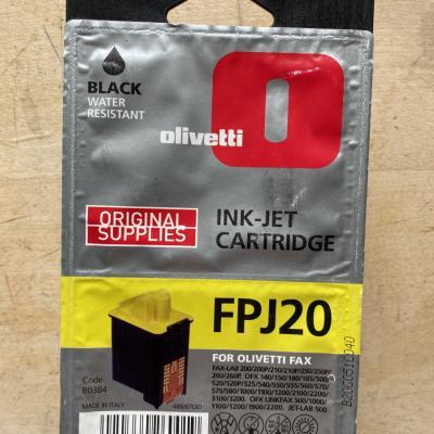 Patrone neu, Ink-Jet Cartridge FPJ20 - thumb