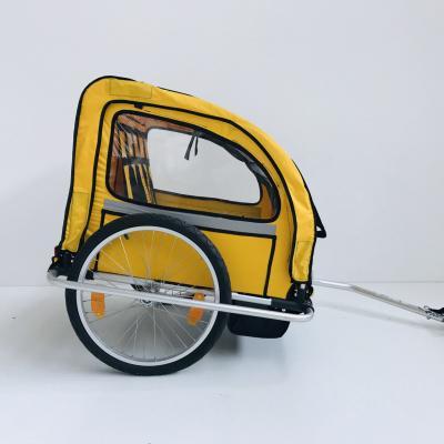 Verkaufe M-Wafe Fahrradanhänger Doppelsitzer, Baujahr 2006 - thumb