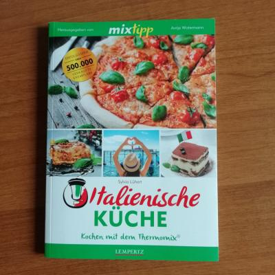 Thermomix TM Kochbuch Italienische Küche - thumb