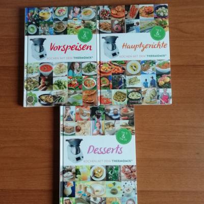 Thermomix TM Kochbuch Die besten Menüs - thumb
