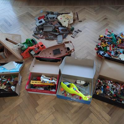 Playmobil zu verkaufen - thumb