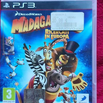 Ps3 Madagascar Ricercatori in europa - thumb