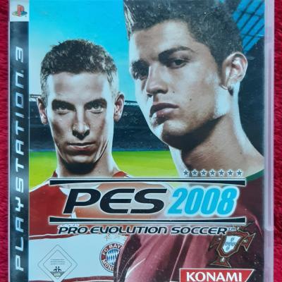 Ps3 PES 2008 - thumb