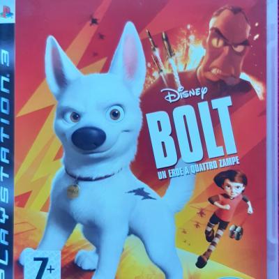 Ps3 Disney Bolt - thumb