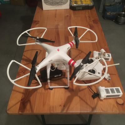 Drohne Phantom 2 Vision - thumb