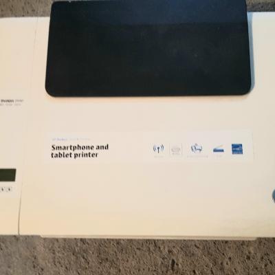 Smarter HP  Farbdrucker/+ Scanner - thumb