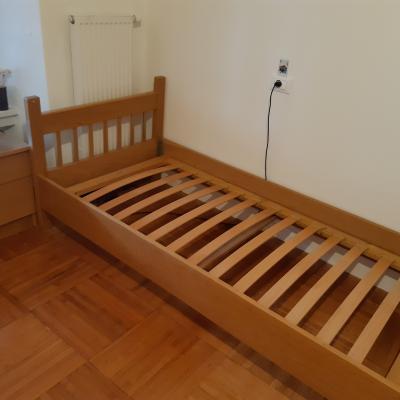 Bett (Kinder/Jugend) (2x) - thumb