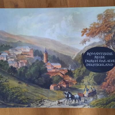 Romantische Reise durch das alte Deutschland - thumb